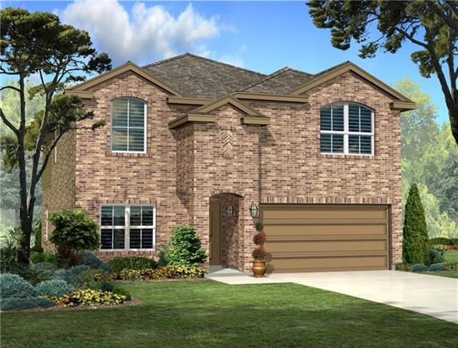 8901 Mossy Creek Lane, Fort Worth, TX 76123