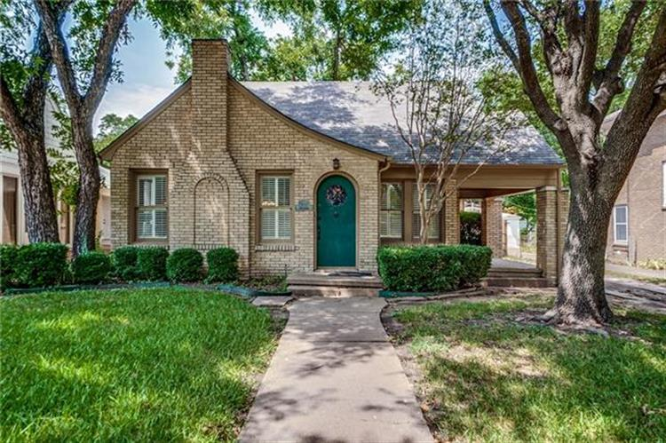 5431 Monticello Avenue, Dallas, TX 75206