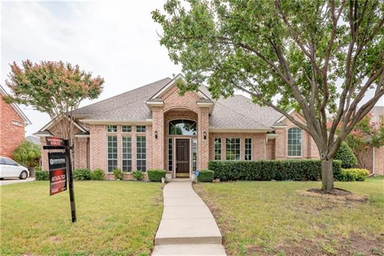 6605 Meade Drive, Colleyville, TX 76034
