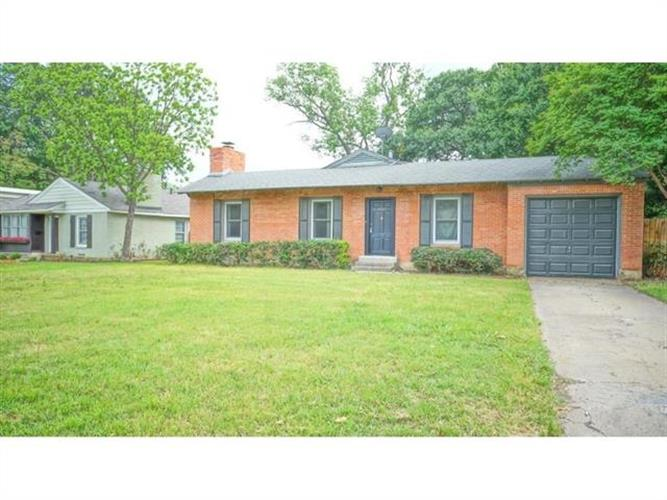 3567 Dryden Road, Fort Worth, TX 76109