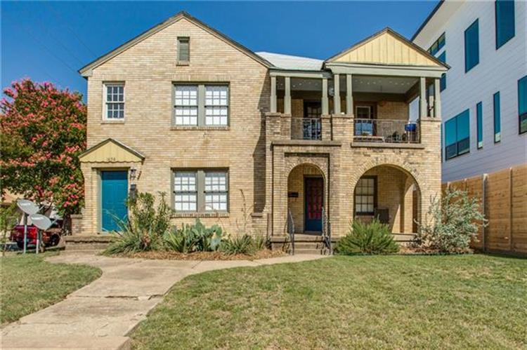 1856 Euclid Avenue, Dallas, TX 75206