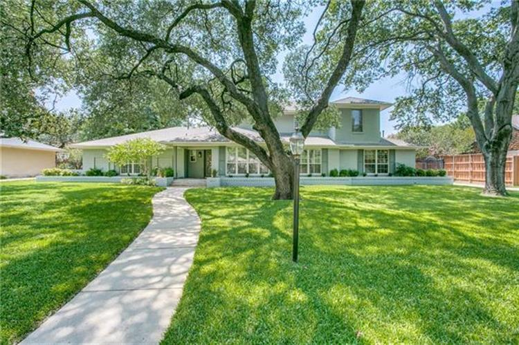 5732 Williamstown Road, Dallas, TX 75230