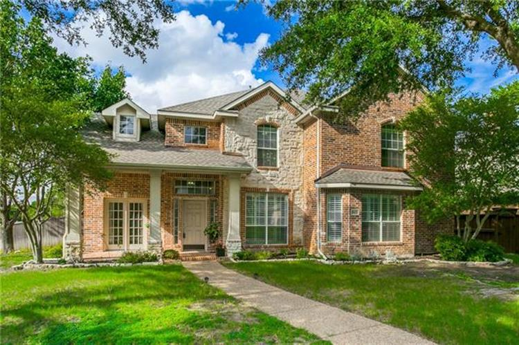 3429 Sage Brush Trail, Plano, TX 75023