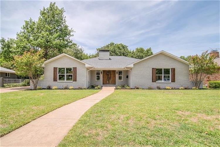 12021 Loch Ness Drive, Dallas, TX 75218