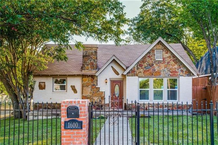 1600 S Beckley Avenue, Dallas, TX 75224 - Image 1