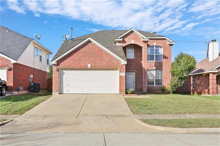 817 Pryor Drive, Arlington, TX 76001