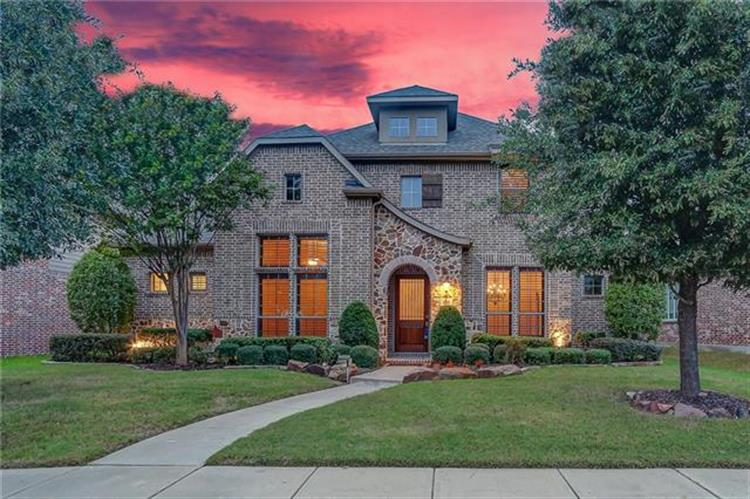 860 Blackberry Lane, Allen, TX 75013
