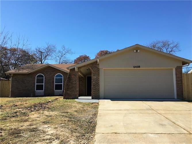 6408 Donna Lane, Forest Hill, TX 76119 - Image 1