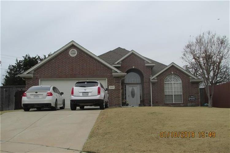 2618 Westwind Drive, Corinth, TX 76210 - Image 1