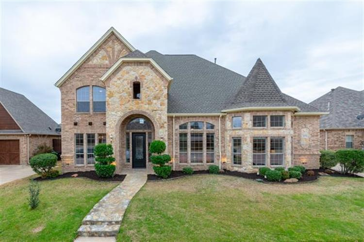 8008 Oak Knoll Drive, North Richland Hills, TX 76182 - Image 1