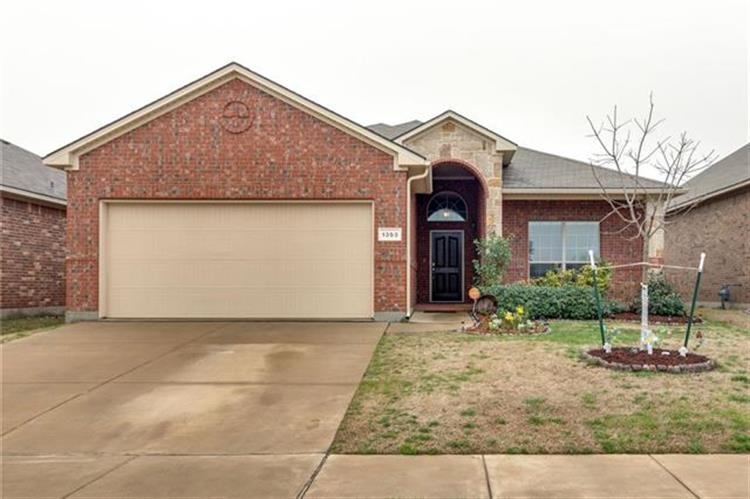 1353 Zanna Grace Way, Haslet, TX 76052 - Image 1