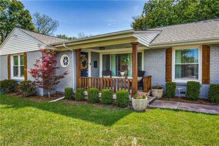 4612 Norwich Drive, Fort Worth, TX 76109 - Image 1