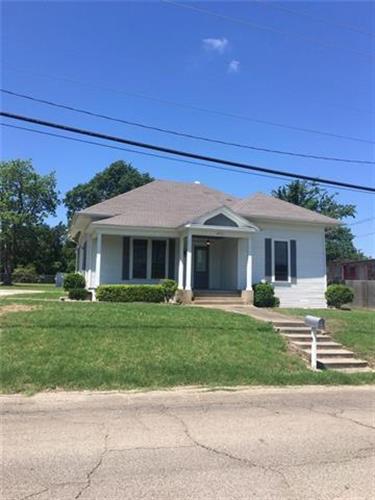 2311 Washington Street Commerce Tx 75428 For Rent Mls