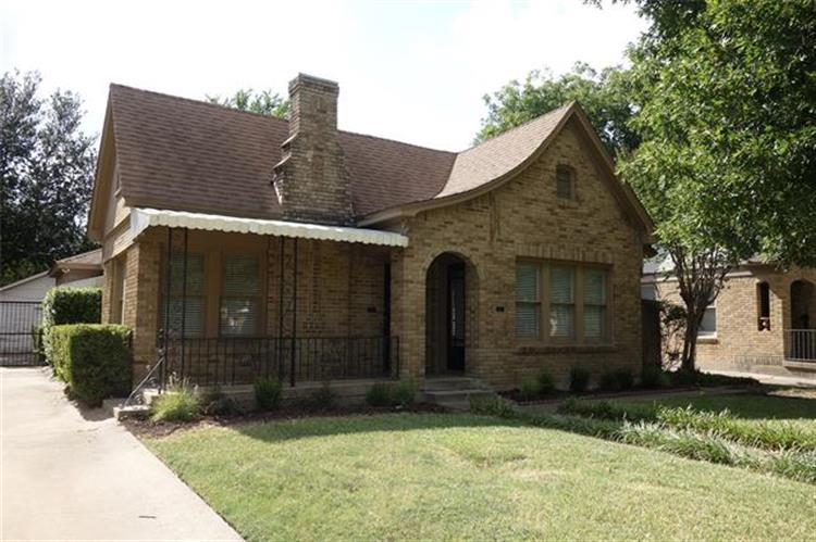 3218 Greene Avenue, Fort Worth, TX 76109 - Image 1