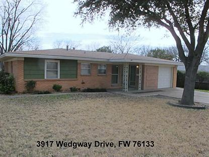 3917 Wedgway Drive, Fort Worth, TX