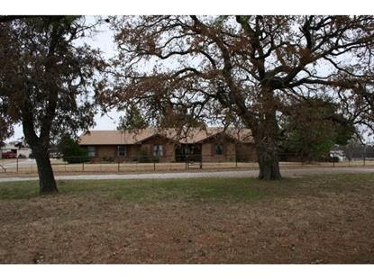 1110 Doss Road  Millsap, TX MLS# 13061634