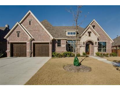 prosper tx new homes for sale