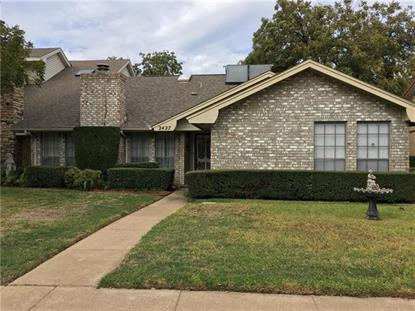 2427 St Gregory Street  Arlington, TX MLS# 13483617