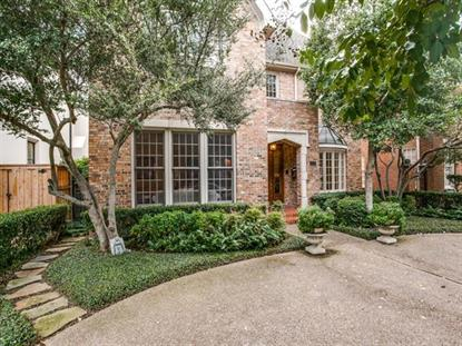 3211 Saint Johns Drive  Highland Park, TX MLS# 13488835