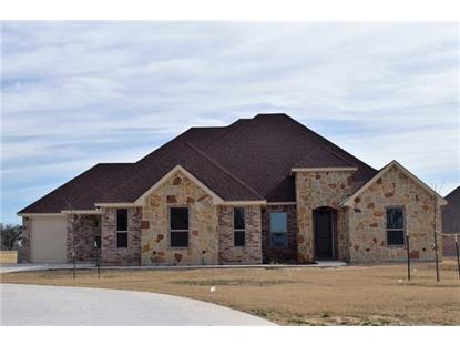134 Brock Lane  Millsap, TX MLS# 13498152
