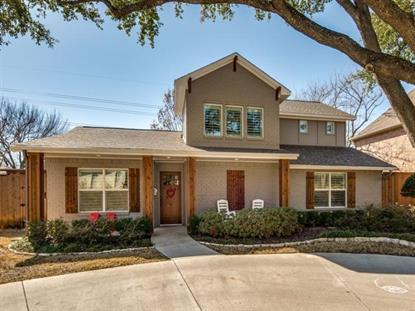 7129 Lyre Lane  Dallas, TX MLS# 13526218