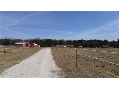 50 Riddle Road  Gordonville, TX MLS# 13538193