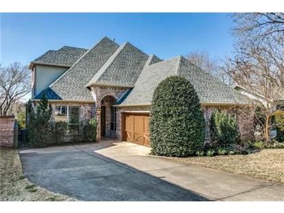 7306 La Vista Drive  Dallas, TX MLS# 13541885
