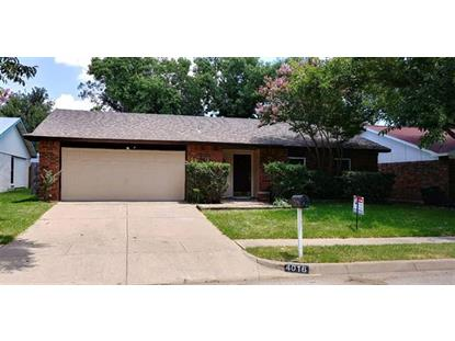 4016 Horizon Place  Fort Worth, TX MLS# 13593645