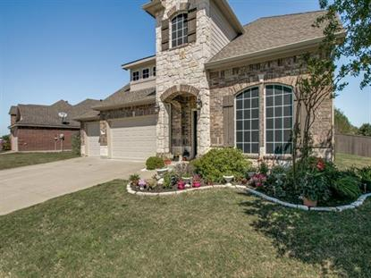 1804 Castle Creek Drive  Little Elm, TX MLS# 13599238