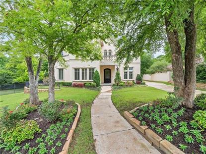 1501 Rivercrest Court  Fort Worth, TX MLS# 13608871