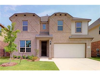 2457 Whispering Pines Drive  Fort Worth, TX MLS# 13620519