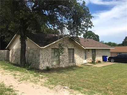 853 Hill Place  Azle, TX MLS# 13645928
