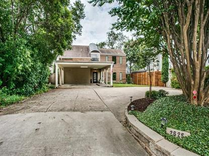 2825 Lovers Lane  Dallas, TX MLS# 13680745
