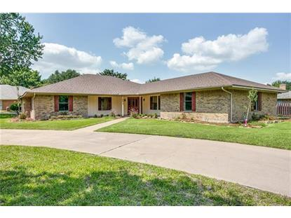 4850 Countryside Court W  Fort Worth, TX MLS# 13681097
