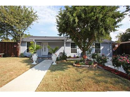 1303 Walnut Street  Carrollton, TX MLS# 13698050