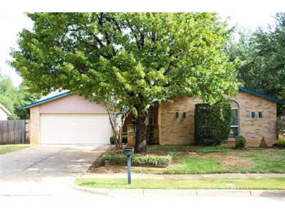 3603 Willow Ridge Drive  Arlington, TX MLS# 13703336