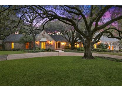 4565 Cathedral Drive  Dallas, TX MLS# 13769190