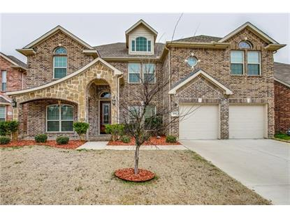2876 Conrad Lane  Grand Prairie, TX MLS# 13780783