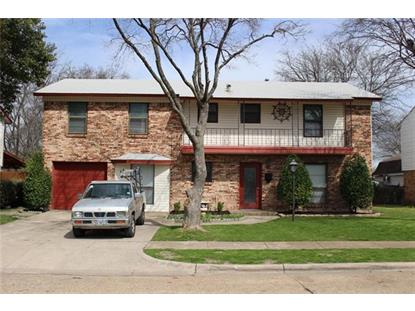 4101 Upland Way  Garland, TX MLS# 13791712