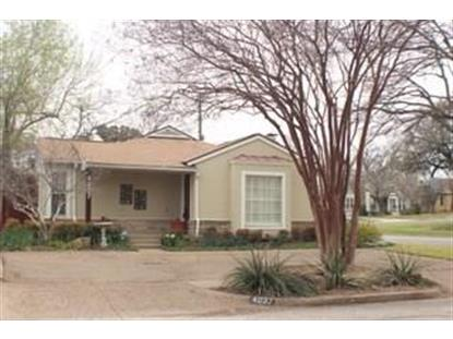 4037 Collinwood Avenue , Fort Worth, TX
