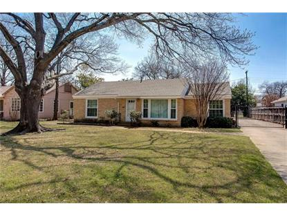 3713 S Hills Avenue  Fort Worth, TX MLS# 13794748