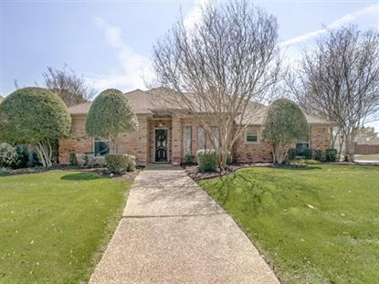 2612 Cobre Valle Lane  Plano, TX MLS# 13799086