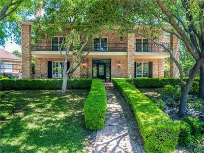 2315 Englishoak Drive  Arlington, TX MLS# 13801828