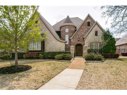 1722 Tuscan Ridge Circle  Southlake, TX MLS# 13804276