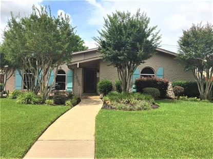1523 Carnation Drive  Lewisville, TX MLS# 13805093
