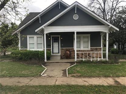406 N Madison Street  Kaufman, TX MLS# 13816726