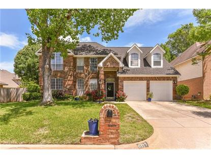 6115 Wooded Edge Court  Arlington, TX MLS# 13817828