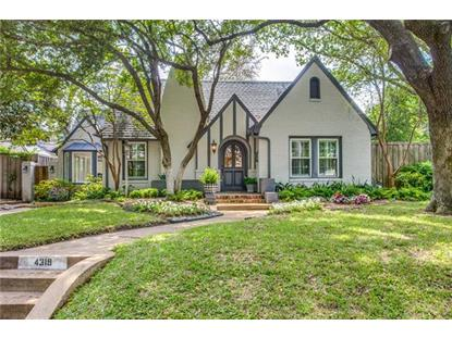 4319 N Hall Street , Dallas, TX