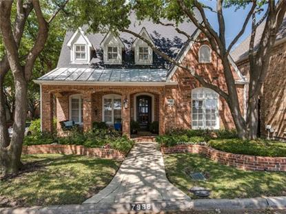 7988 Caruth Court  Dallas, TX MLS# 13823519