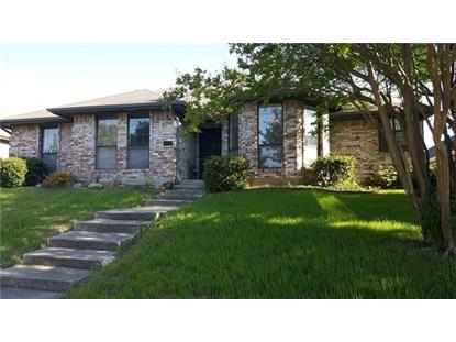 1529 Ginger Drive  Carrollton, TX MLS# 13825430
